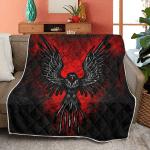Raven Viking - Viking Quilt