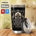 Viking Beard Valhalla - Viking Tumbler