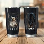 Odin Fenrir - Viking Tumbler