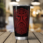 Odin - Bear Shiled - Viking Tumbler