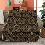 Triple Horn of Odin Patterns - Viking Quilt