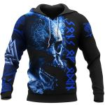 Sons Of Odin - Viking Hoodie All Over Print