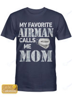 Personalized Airman Mom Mother Shirts Hoodies Cups Mugs Hand Bags Totes