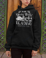 Books Are Free In My Dream Shirts / Mugs / Totes / Hand Bags Book - Reading