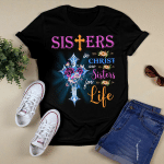Sisters In Christ - Jesus - Christians (Stickers, Shirts, Hoodies, Cups, Mugs, Totes, Handbags)