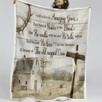 I Still Believe In Amazing Grace 2 (Jesus - Christs - Christians, Quilts, Blankets, Canvases, Pictures, Puzzles, Posters, Door Mats)
