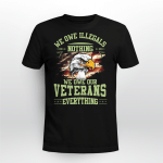 We Owe Our VET (Vinyl Stickers, Led Lamps, Shirts, Hoodies, Cups, Mugs, Totes, Handbags)
