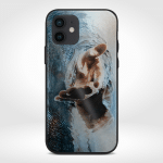 Jesus Gives Hand (Christs - Christians, Phone Cases)