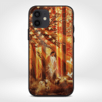 Jesus And Lamb America (Christs - Christians, Phone Cases)