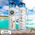 Personalized Be Still I Am God (Jesus - Christs - Christians, Tumblers, Cups, Tracker Bottles)