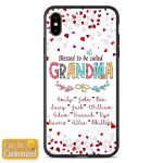 Blessed To Be Called Grandma Phonecases