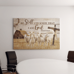 I Am God - Sheep (Jesus - Christs - Christians, Canvases, Pictures, Puzzles, Posters, Quilts, Blankets, Stickers)