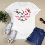I'm Not A Widow (Memory - Memorial Loss For Ones In Heaven - Shirts, Hoodies, Cups, Mugs, Handbags, Totes)