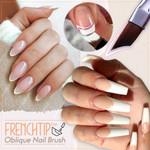 FrenchTip™ Oblique Nail Brush Set