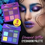 9 Color Glitter Diamond Eyeshadow Palette