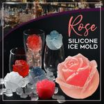 Rose Ice Mold