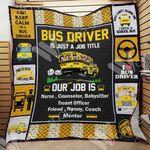 Bus Driver Blanket SEP1902 95O51