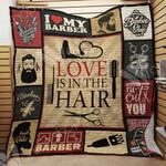 Barber Blanket AU2701 82O34