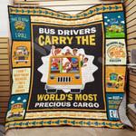 Bus Driver Blanket SEP2001 78O42