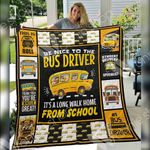 Bus Driver Blanket DCB2501 67O39