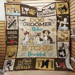 Dog Groomer Blanket SEP0601 95O52