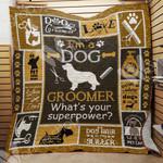 Dog Groomer Blanket SEP0501 82O54
