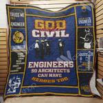 Civil Engineer Blanket MY0703 83O47