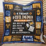 Civil Engineer Blanket MY0801 82O43