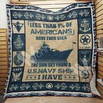 Navy Veteran Blanket JN0502 87O35