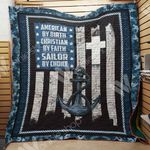 Navy Sailor Blanket JN0603 81O34
