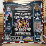 Navy Veteran Blanket MY2901 87O42