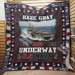 Navy Blanket MY3002 82O42