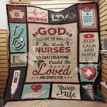 Nurse A1201 81O41 Blanket
