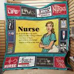 Nurse M0801 81O31 Blanket