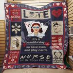 Nurse A2303 85O35 Blanket