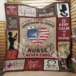 Nurse A1002 85O41 Blanket