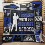 Police Blanket JN1201 83O35