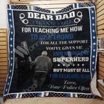 Police Dad Blanket JN1501 83O47
