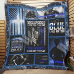 Police M1902 82O31 Blanket