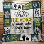 Social Worker Blanket SEP1201 78O49