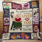 Social Worker Blanket SEP1201 90O52