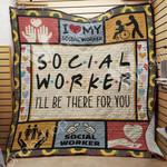 Social Worker Blanket SEP1201 75O47