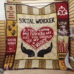 Social Worker Blanket SEP1201 85O57