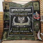 Soldier Blanket SEP1001 79O47