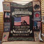 Soldier Blanket SEP0703 77O42