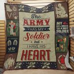 Soldier Wife Blanket SEP0702 95O42