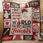 Teacher Blanket JN2702 82O36