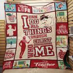 Teacher A0103 81O36 Blanket