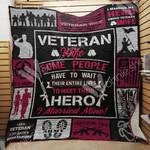 Veteran Wife Blanket JN1103 85O47