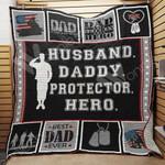Veteran Dad Blanket JN1101 87O43